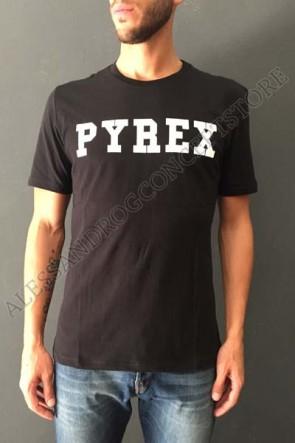 T-SHIRT PYREX NERA